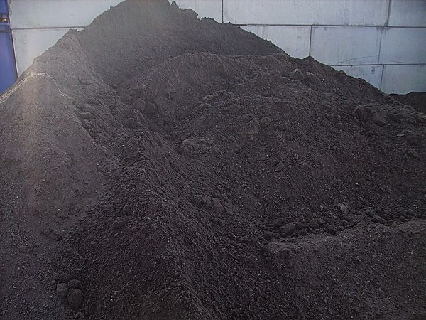 Kompost-Humus-Gemisch